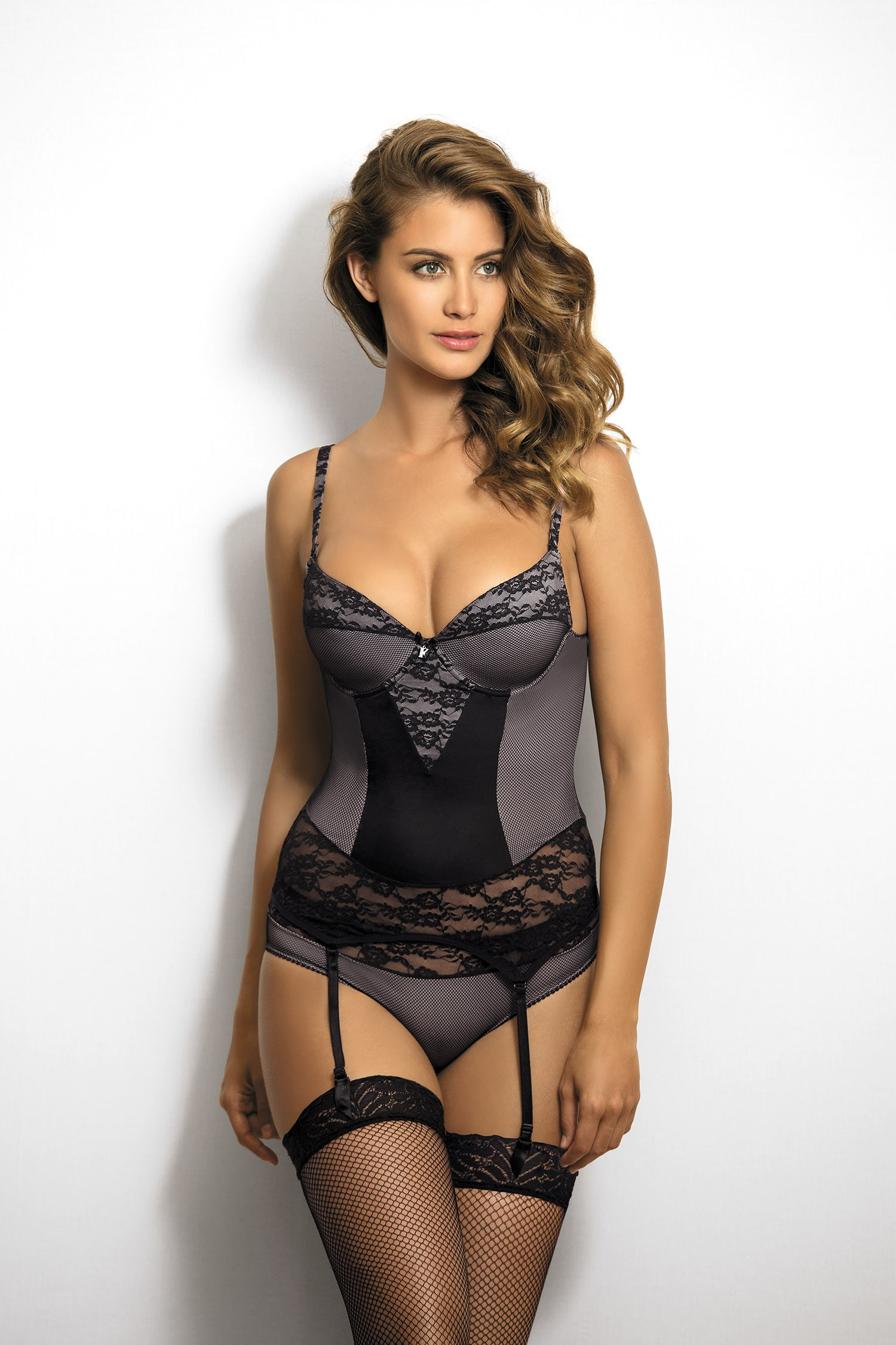 J'ADORE II GORSET PUSH-UP